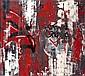 COPE2 (né en 1968) Red paste, 2012