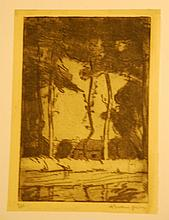 Adolphe BEAUFRÈRE [FERME PRÈS DU CANAL]