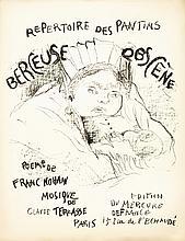 Pierre BONNARD RÉPERTOIRE DES PANTINS