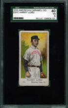 1910 AMERICAN CARAMEL CO E91C HARRY LORD SGC 3