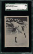 1939 Playball # 48 Vernon Gomez SGC 9 (Mint 96)