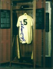 Joe DiMaggio Signed Photograph