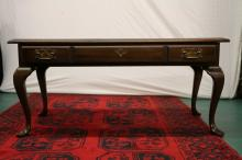 Mahogany Queen Anne Coffee Table by Pennsylvania House