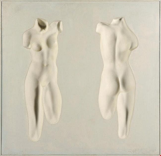 ROY ADZAK (1927-1988) Venus, Positive-Négative