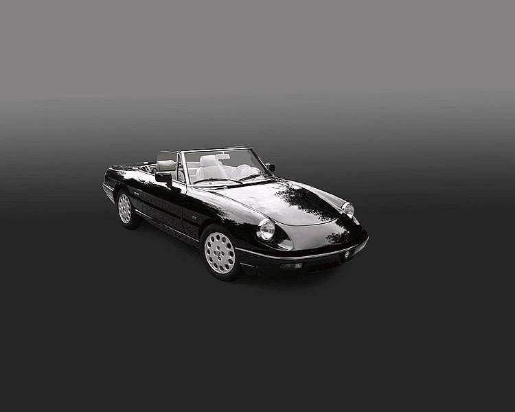 SPIDER Alfa Romeo / 1991 Châssis : n°
