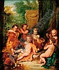 ATTRIBUÉ À JAN VAN BALEN (1611-1654) Bacchus