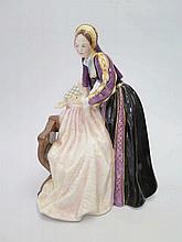 Royal Doulton Catherine Howard HN3449