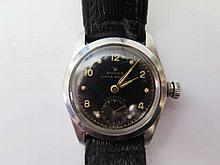 A 1940's Rolex Oyster Imperial Precision Wristwatc
