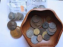 Small Selection of World Coins