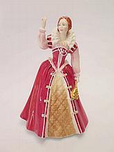 Royal Doulton Queen Elizabeth I HN3099