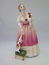 Royal Doulton Queen Victoria HN3125