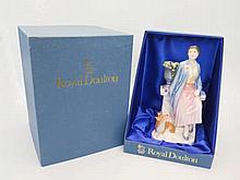 Royal Doulton Queen Elizabeth the Queen Mother as