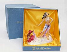 Royal Doulton Salome HN3267, boxed