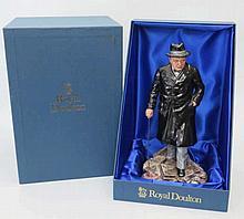 Royal Doulton Winston S. Churchill HN3433, boxed