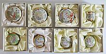A Collection of Eight Crummles Beatrix Potter Hand