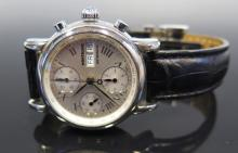 A Montblanc Meisterstück 4810 Gent's Automatic Chronograph Wristwatch with