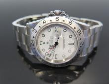 A Rolex Oyster Perpetual Date Explorer II Automatic Gent's Wristwatch with