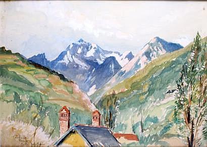 Roland COUDON, École Française du XXe siècle VUE