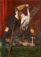 ROBERT-FLEURY Nicolas 1797-1890 CHEZ LE