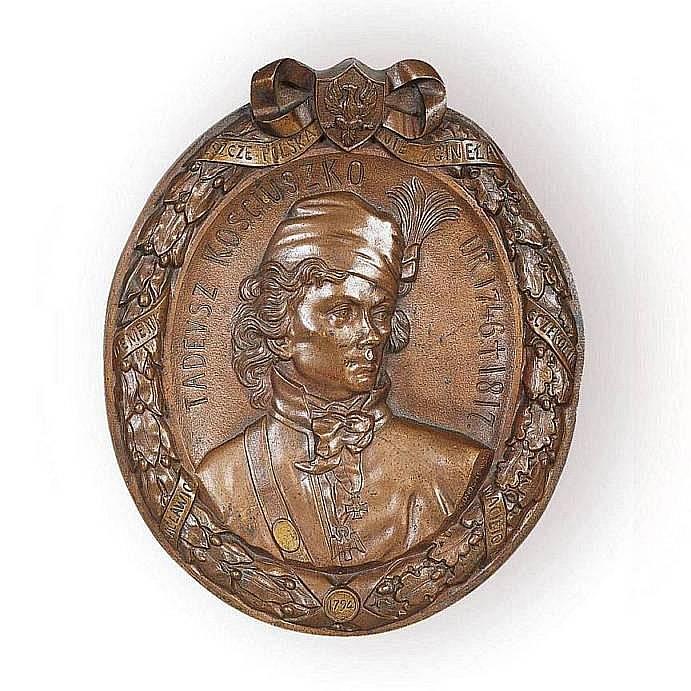DMOCHOWSKI SAUNDERS Henry 1810-1863 PORTRAIT EN