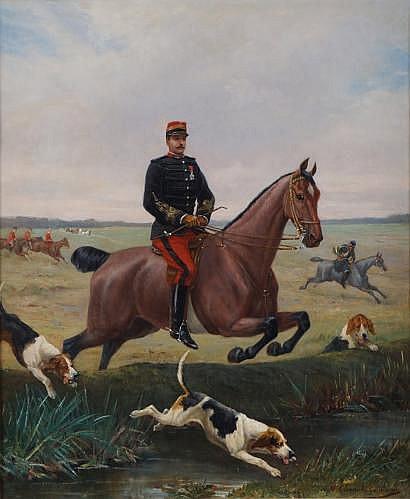 Adhémar Louis CLERMONT de GALLERANDE, mort en 1895