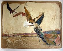 Serigraph - Pheasants - Allan Mardon