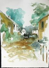 Morning Walk - Original by G.H. Watson