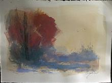 Original Water Color by Michael Schofield