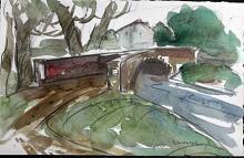 The Bridge Back Home - Original by Watson