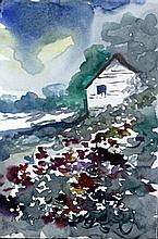 Original Watercolor Painting by Williamson