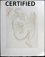 The Siren of Dream - Purgatory 19 - Salvador Dali