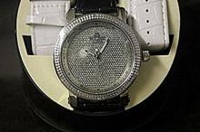 Men's Very Fancy Diamond Maxx Watch