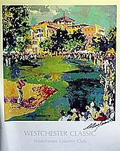 Westchester Classic - Lithograph - Leroy Neiman
