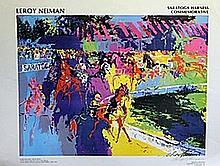 Nevele Pride - Lithograph - Leroy Neiman