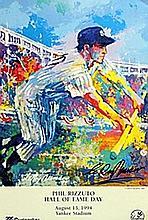 Hall of Fame Day - Lithograph - Leroy Neiman