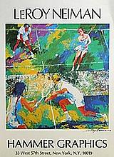 Hammer Graphics - Lithograph - Leroy Neiman