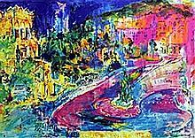 Monte Carlo - Lithograph - Leroy Neiman