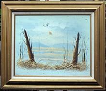 Tamsan - Original Acrylic Painting