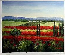 Cobb - Original Oil on Canvas