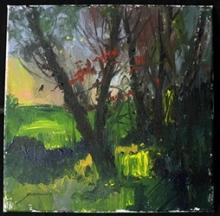 Michael Schofield - Summer Evening - Original Painting