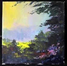 Michael Schofield - Days End - Original Painting