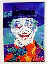 The Joker - Lithograph - Leroy Neiman