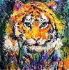 Tiger - Lithograph - Leroy Neiman