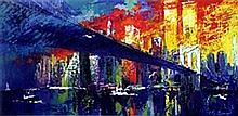 San Francisco - Lithograph - Leroy Neiman