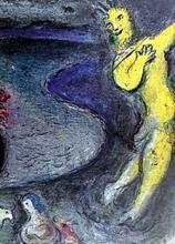 Marc Chagall - Bryaxis's Dream Part 1 - Lithograph