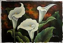 Rossiter - Original Acrylic on Canvas