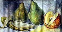 Leonid Afremov - Still Life - Original Acrylic on Canvas