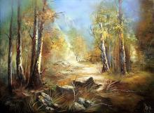 Original Acrylic Painting by Shira