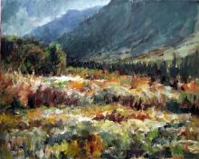 Original Oil Painting by Jorn Fox