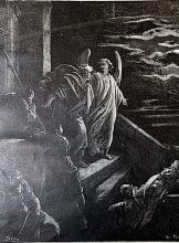 The Dore Bible Gallery pg. 96 - Deliverance of St. Peter